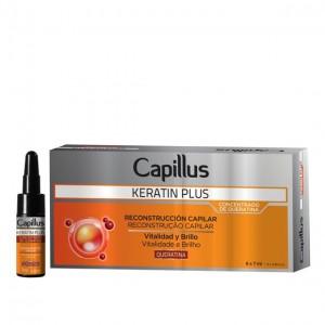 CONCENTRE CAPILLUS KERATIN PLUS (6*7ML)