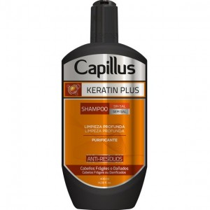 Shampoing CAPILLUS Keratin...