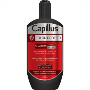 Shampoing CAPILLUS Color Protect (400ml)
