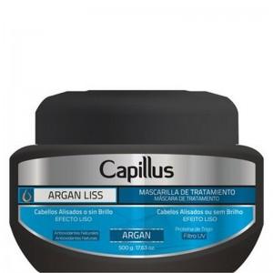 MASQUE DE TRAITEMENT CAPILLUS ARGAN LISS (500G)