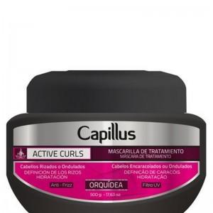 MASQUE DE TRAITEMENT CAPILLUS ACTIV CURLS (500G)