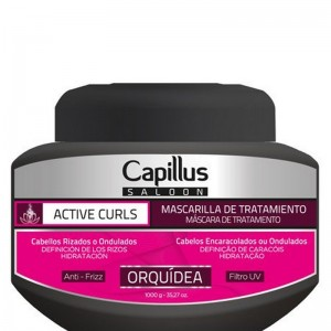 MASQUE DE TRAITEMENT CAPILLUS ACTIV CURLS (1000G)